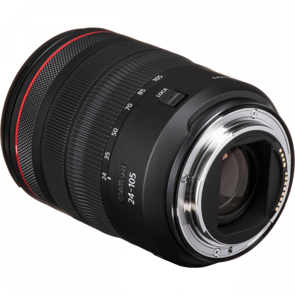 Canon RF 24-105mm f/4L IS USM , obiectiv Mirrorless 3