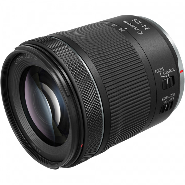 Canon RF 24-105mm F4-7.1 IS STM - obiectiv Mirrorless 2