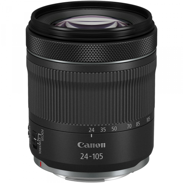Canon RF 24-105mm F4-7.1 IS STM - obiectiv Mirrorless 0