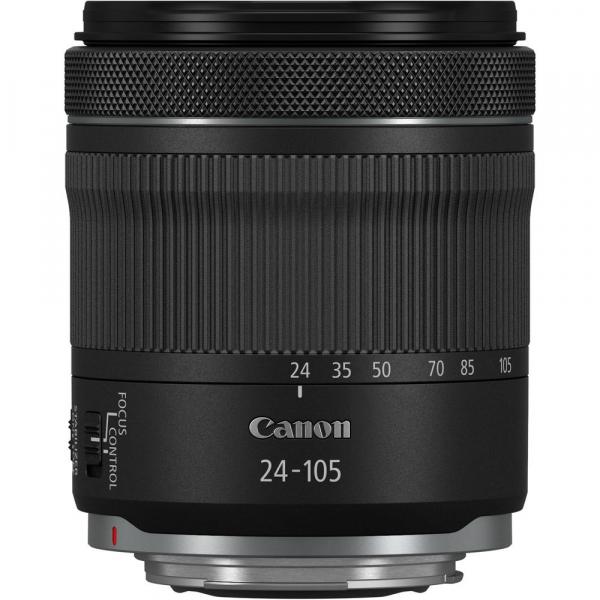 Canon RF 24-105mm F4-7.1 IS STM - obiectiv Mirrorless (bulk) 1