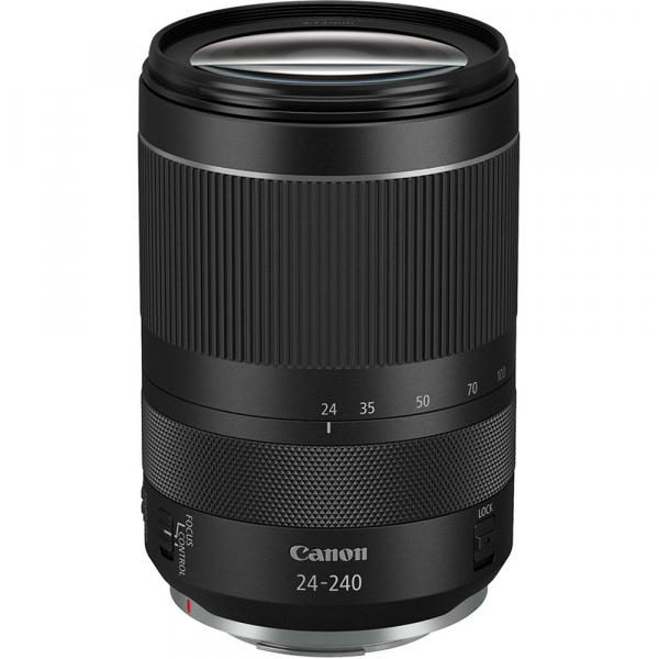 Canon RF 24-240mm f/4-6.3 IS USM - obiectiv Mirrorless 0