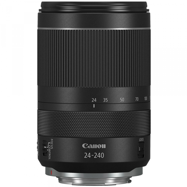 Canon RF 24-240mm f/4-6.3 IS USM - obiectiv Mirrorless 1