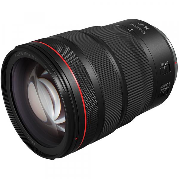 Canon RF 24-70mm f/2.8L IS USM - obiectiv Mirrorless 4