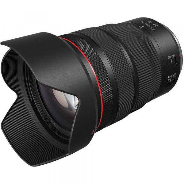 Canon RF 24-70mm f/2.8L IS USM - obiectiv Mirrorless 3