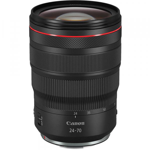 Canon RF 24-70mm f/2.8L IS USM - obiectiv Mirrorless 1