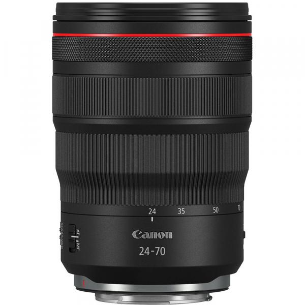 Canon RF 24-70mm f/2.8L IS USM - obiectiv Mirrorless 2