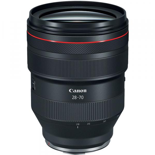 Canon RF 28-70mm f/2L USM - obiectiv Mirrorless [1]