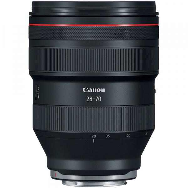 Canon RF 28-70mm f/2L USM - obiectiv Mirrorless [2]
