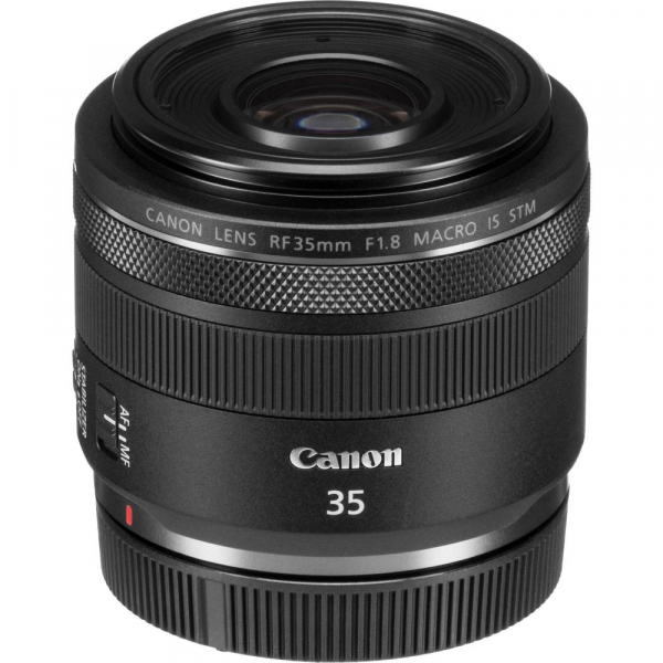 Canon RF 35mm f/1.8 IS Macro STM - obiectiv Mirrorless 0