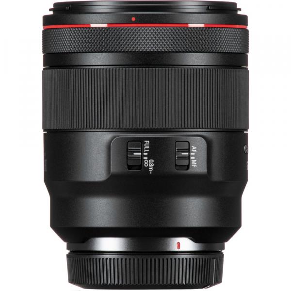 Canon RF 50mm f/1.2L USM - obiectiv Mirrorless 2