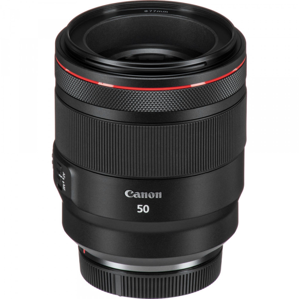 Canon RF 50mm f/1.2L USM - obiectiv Mirrorless 1
