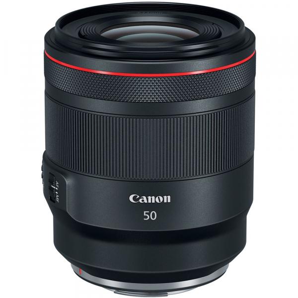 Canon RF 50mm f/1.2L USM - obiectiv Mirrorless 0