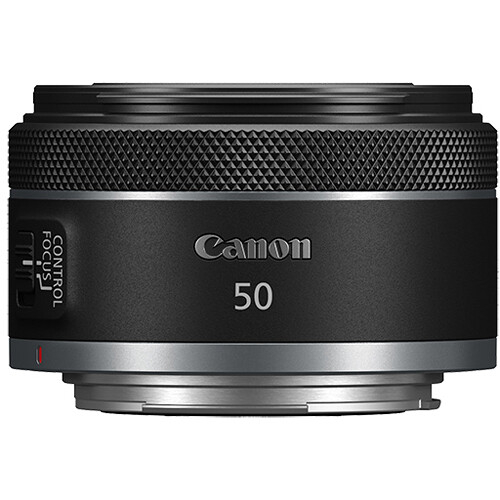 Canon RF 50mm F1.8 STM 1