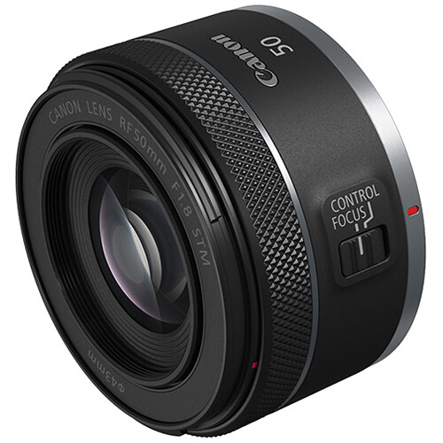 Canon RF 50mm F1.8 STM 2