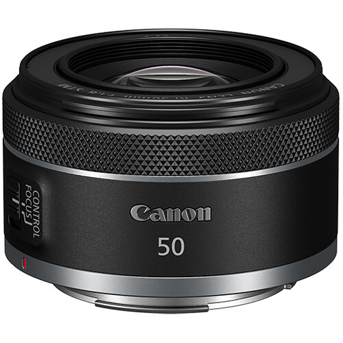 Canon RF 50mm F1.8 STM 0