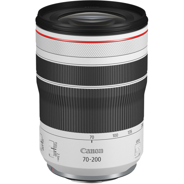 Canon RF 70-200 mm F4L IS USM 0