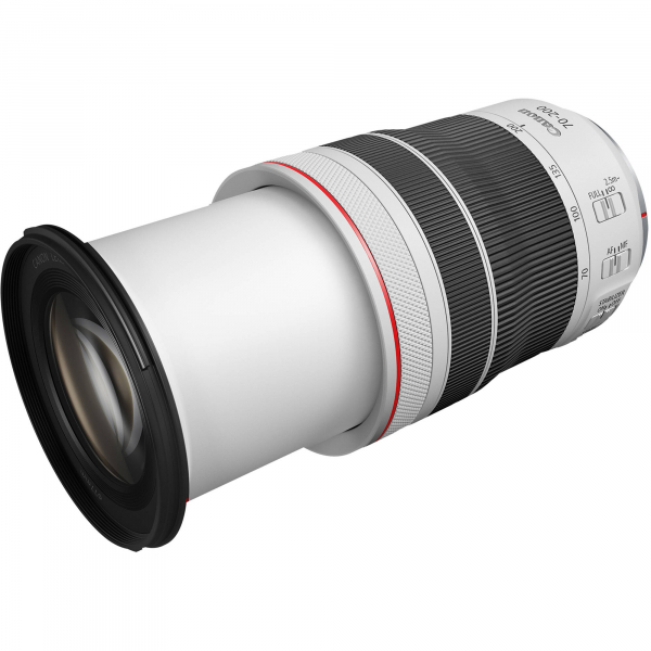 Canon RF 70-200 mm F4L IS USM 4