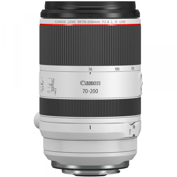 Canon RF 70-200mm f/2.8L IS USM - obiectiv Mirrorless 1