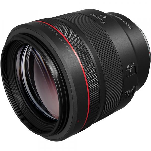 Canon RF 85mm f/1.2L USM DS - obiectiv Mirrorless 2