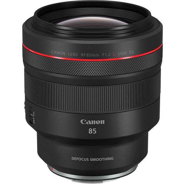 Canon RF 85mm f/1.2L USM DS - obiectiv Mirrorless 0