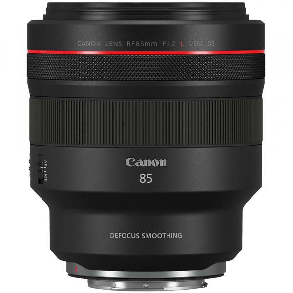 Canon RF 85mm f/1.2L USM DS - obiectiv Mirrorless 1