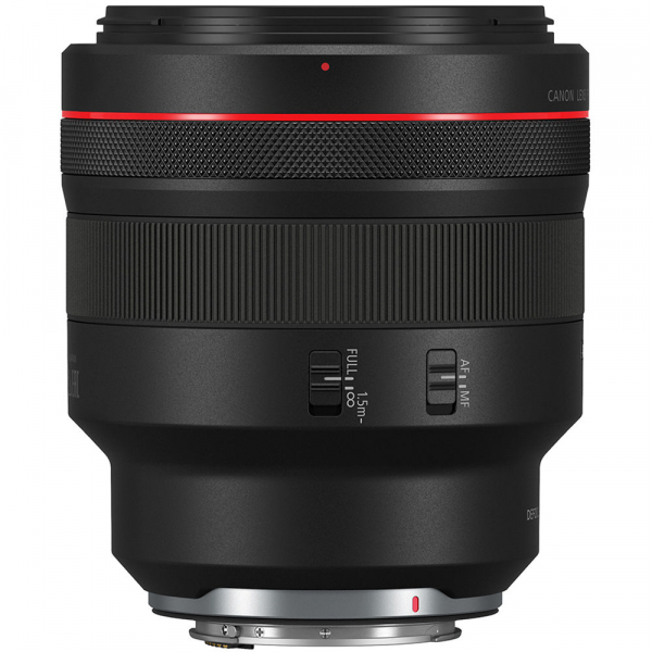 Canon RF 85mm f/1.2L USM DS - obiectiv Mirrorless 4