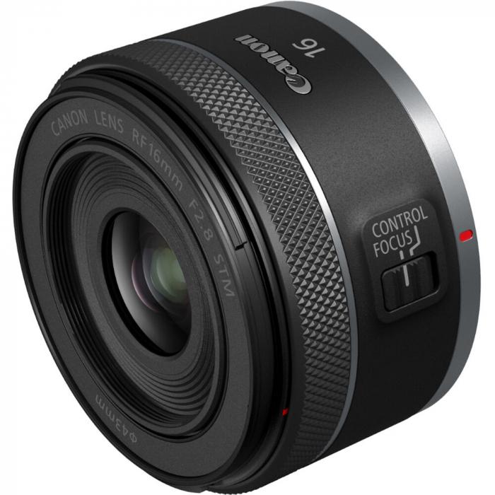 Canon RF 16mm F2.8 STM - obiectiv Mirrorless [1]
