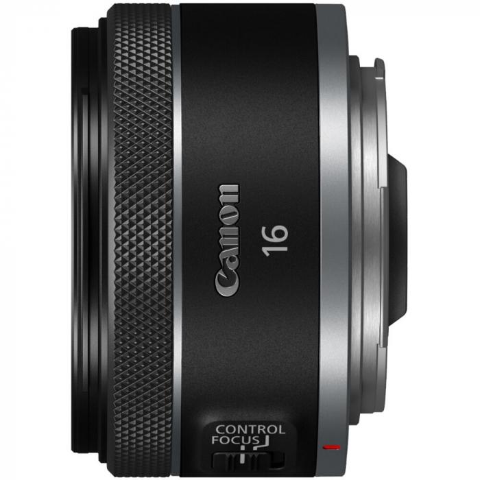 Canon RF 16mm F2.8 STM - obiectiv Mirrorless [2]