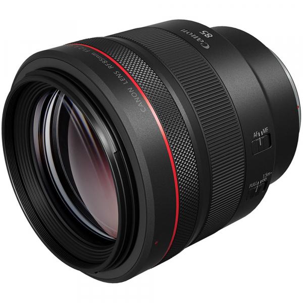 Canon RF 85mm f/1.2L USM - obiectiv Mirrorless 2