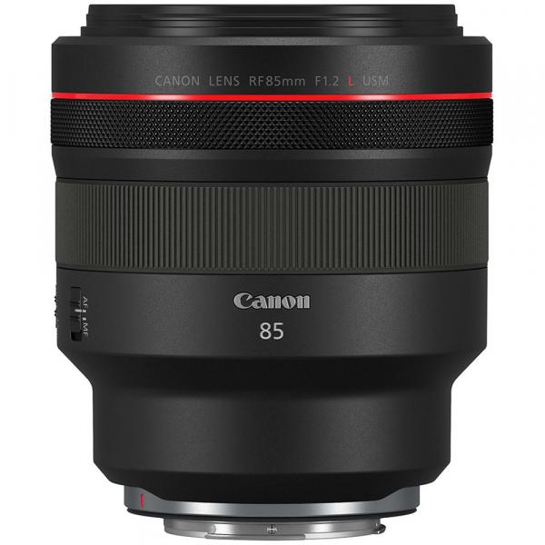 Canon RF 85mm f/1.2L USM - obiectiv Mirrorless 1