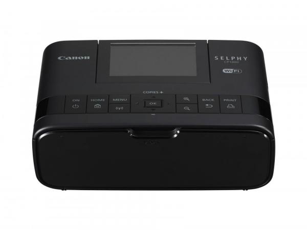 Canon SELPHY CP1300 - imprimanta foto 10x15cm Wi-Fi, negru + Kit Creative Hartie si Cerneala 4