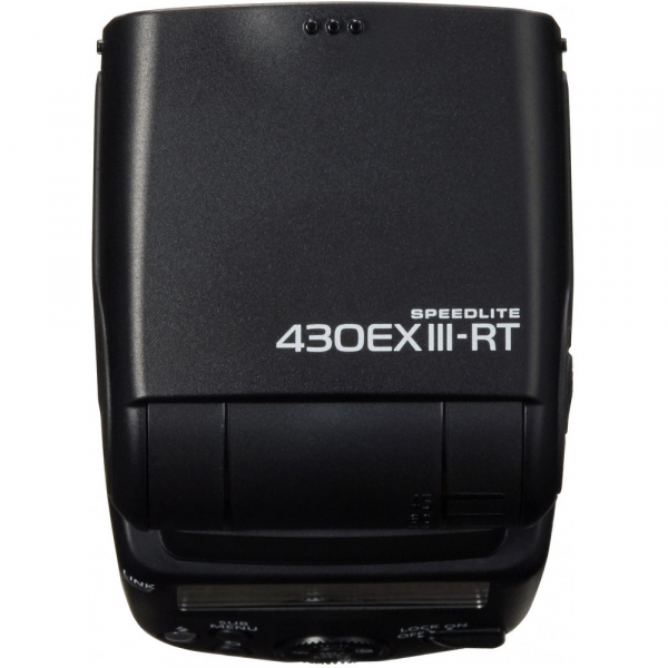 Canon Speedlite 430EX III RT Wireless TTL , blitz foto 6