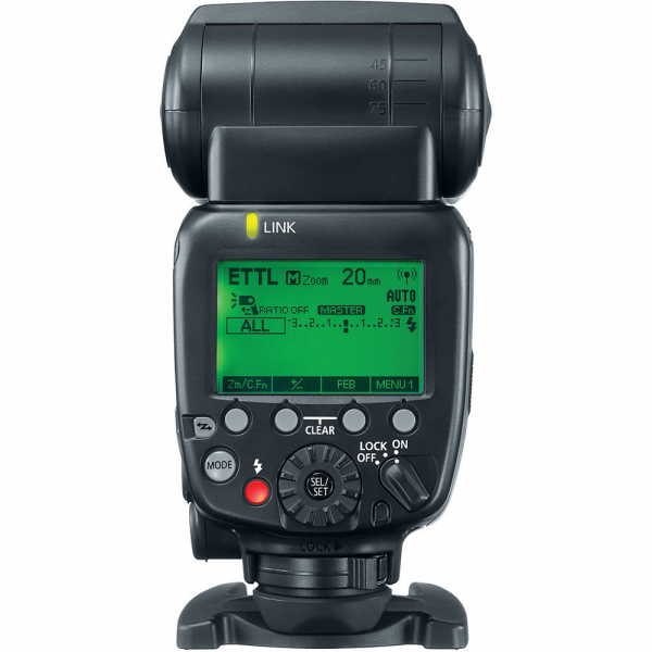 Canon Speedlite 600EX II-RT , blitz foto 4