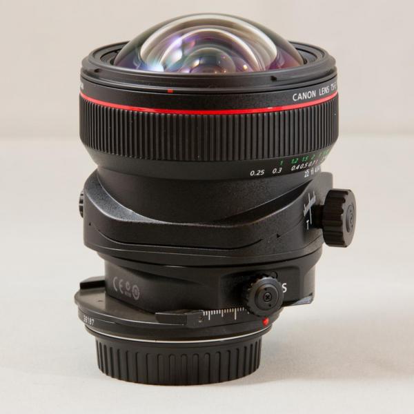 Canon TS-E 17mm f/4 L (inchiriere) 3