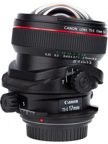 Canon TS-E 17mm f/4 L (inchiriere) 1