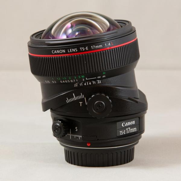 Canon TS-E 17mm f/4 L (inchiriere) 2