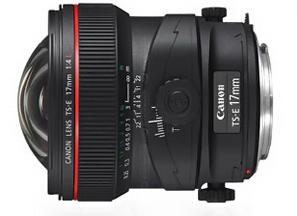 Canon TS-E 17mm f/4 L (inchiriere) 0