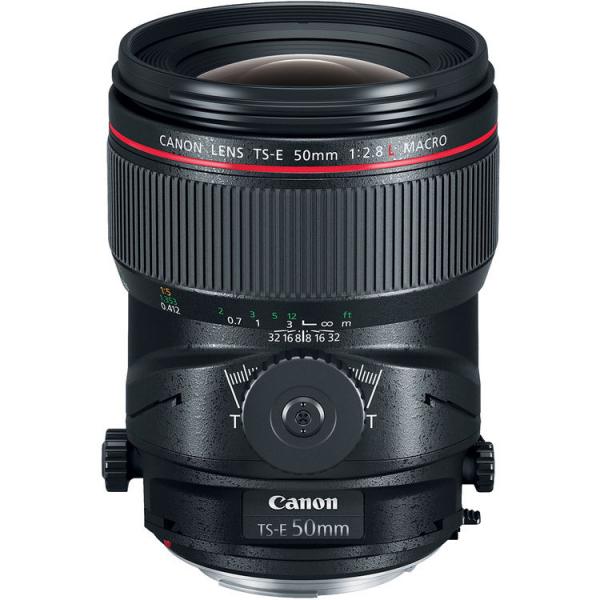 Canon TS-E 50mm f/2.8L Macro [0]