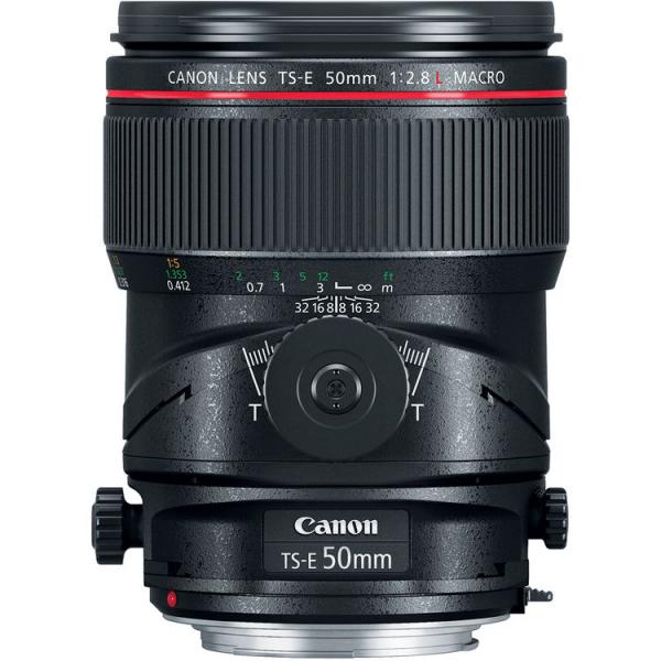 Canon TS-E 50mm f/2.8L Macro 1