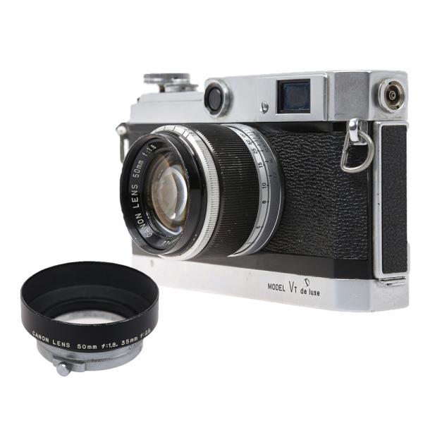 Canon VT Deluxe-M + Canon 50mm f/1.8 [10]