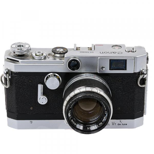 Canon VT Deluxe-M + Canon 50mm f/1.8 [1]