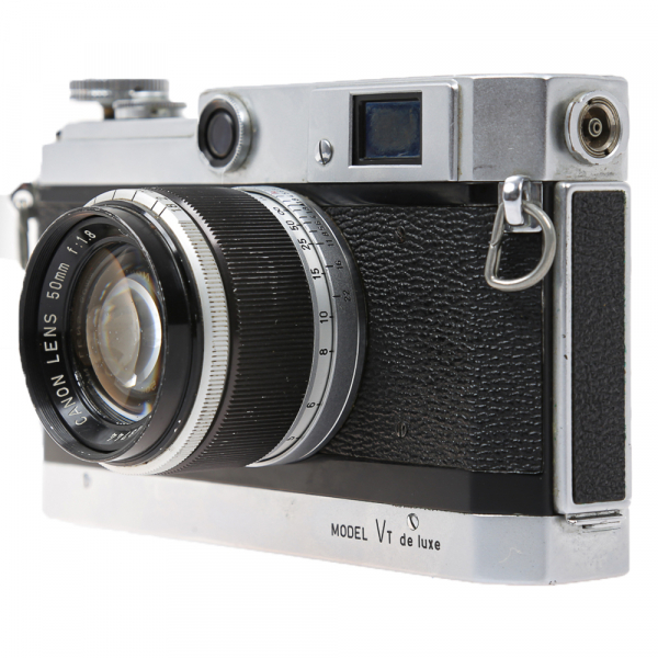 Canon VT Deluxe-M + Canon 50mm f/1.8 [0]