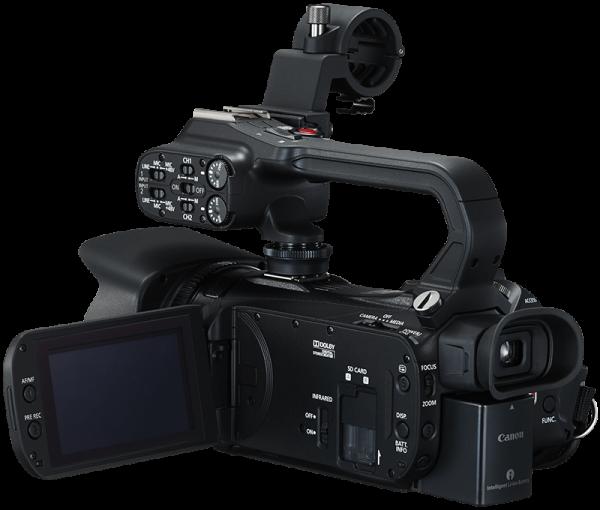 Canon XA15 - camera video [1]