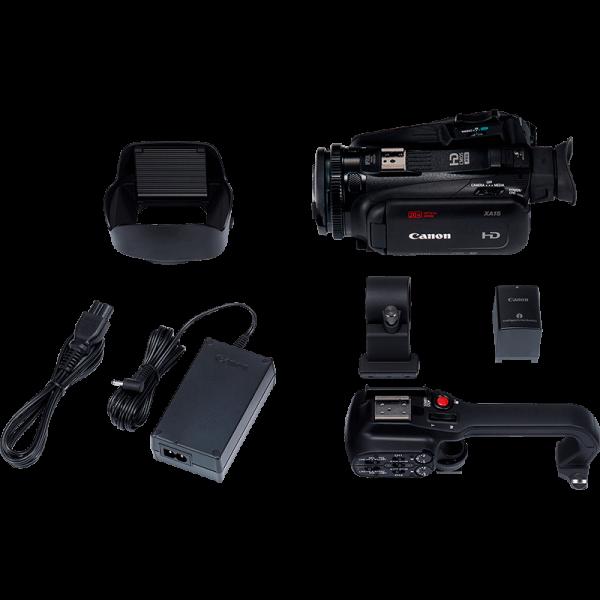 Canon XA15 - camera video [2]
