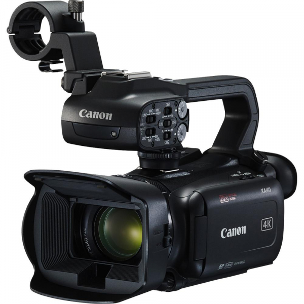 Canon XA40 - camera video semi-profesionala 0