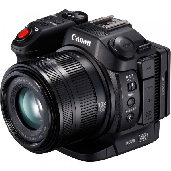 Canon XC15 - Camera Video Profesionala 4K [5]