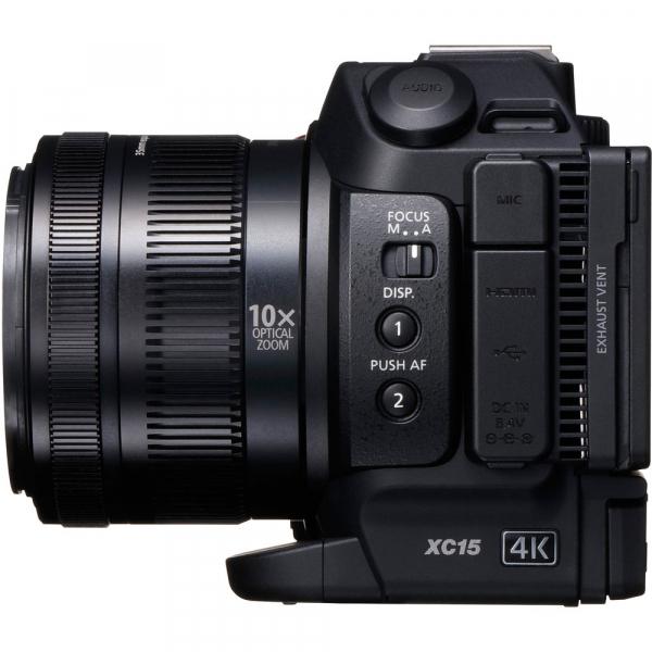 Canon XC15 - Camera Video Profesionala 4K [8]