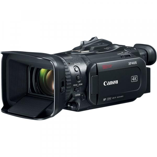 Canon XF405 - Camera video, 4K 8