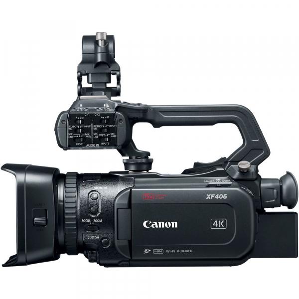 Canon XF405 - Camera video, 4K 3