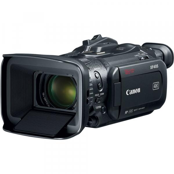 Canon XF405 - Camera video, 4K 6